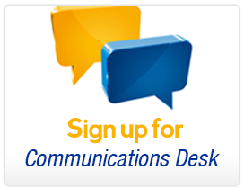 Sign up for Communication Desk